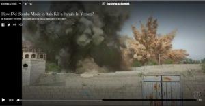 Il Gentiloni che ha continuato gentilmente a rifornire di bombe l'Arabia Saudita