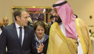 En Marche contro le armi all'Arabia: Macron messo alle strette dal suo stesso partito