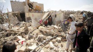 L'esempio spagnolo: basta bombe di precisione all'Arabia. E l'Italia?