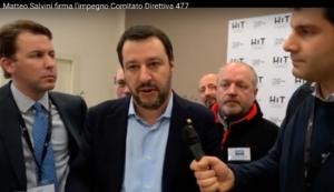 Forza Italia in tour e Salvini con gli amanti delle armi: la legittima difesa diventa 'mano libera per sparare'