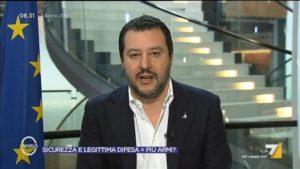 """Salvini """"sta con il commerciante di Arezzo""""? Allora garantisca presenza dello Stato, non armi in ufficio"""