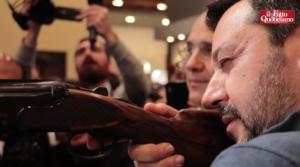 L'Italia dei pistoleri: è passata la legittima difesa, ora siamo un Paese meno sicuro
